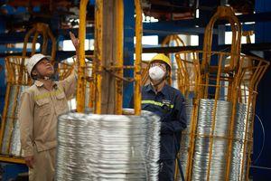 Hòa Phát xuất khẩu thép rút dây sang Malaysia