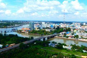 Đồng bằng sông Cửu Long: Hướng đến đô thị xanh bền vững
