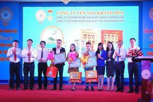 Yến sào Khánh Hòa và Sanest đồng hành cùng sức khỏe cộng đồng