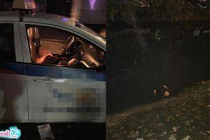 Hà Nội: Nữ tài xế taxi bị cướp hành hung, nghi phạm dùng dao tự đâm vào ngực tự vẫn
