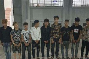 Nghệ An: Bắt 11 đối tượng chuyên chặn xe cướp đêm trên Quốc lộ 1A