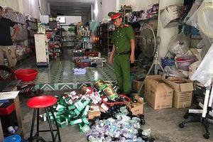 Hà Tĩnh: Tịch thu hơn 600 hộp mỹ phẩm không rõ nguồn gốc xuất xứ