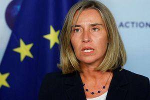 EU kêu gọi Mỹ kiềm chế, tránh leo thang quân sự với Iran