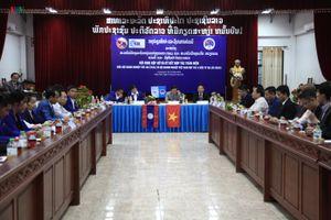 Tăng cường hợp tác giữa doanh nghiệp trẻ hai nước Việt – Lào
