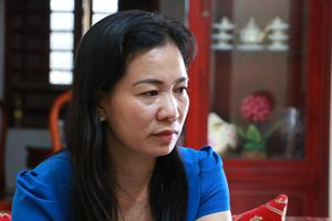 Cô giáo ở Hà Nội phạt nam sinh quỳ trong lớp: 'Tôi quá bất lực với học sinh'