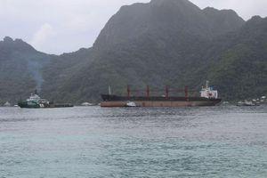 Triều Tiên yêu cầu Mỹ trả tàu chở hàng