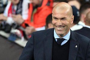 HLV Zidane xua đuổi công thần Real Madrid để dành chỗ cho con trai