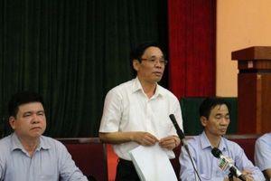 Hà Nội: Kiên quyết chống dịch tả lợn châu Phi
