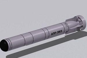 Nga bắt đầu sản xuất hàng loạt tên lửa chiến thuật chống ngầm APR-3M