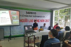 Bắt nữ tổng giám đốc Công ty Cổ phần phát triển Nam Sài Gòn
