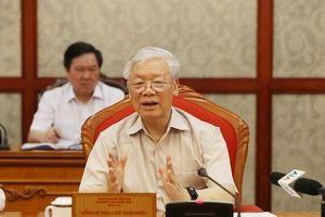 Tổng bí thư, Chủ tịch nước: Đã chạy chức, quyền là không dùng