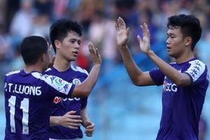 CLB Hà Nội muốn đổi lịch V.League vì giải châu lục