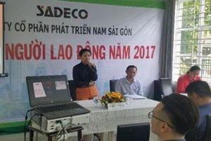 Sau ông Tề Trí Dũng, bắt Tổng Giám đốc Sadeco Hồ Thị Thanh Phúc