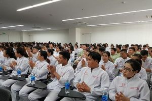 An toàn vệ sinh lao động đảm bảo phát triển doanh nghiệp