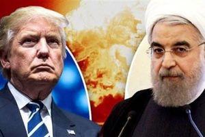 Iran nói thẳng âm mưu Mỹ trên Vịnh Ba Tư