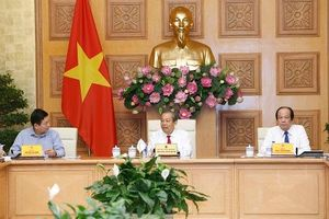 Hội đồng Tư vấn cải cách TTHC của Thủ tướng triển khai nhiệm vụ