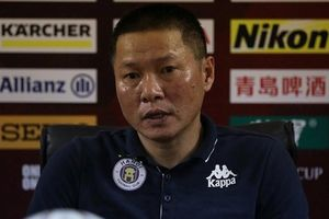 Đá bại CLB Singapore, HLV Hà Nội FC vẫn tiếc nuối điều gì?