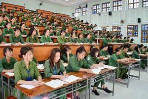 Cơ quan Thường trực Hội đồng Giáo dục Quốc phòng và An ninh Trung ương kiểm tra tại Trường Đại học Cần Thơ