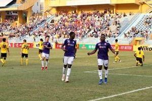 Đánh bại Tampines Rovers, Hà Nội FC vượt qua vòng bảng AFC Cup 2019