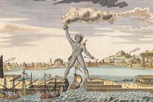 Vì sao kỳ quan Tượng thần Mặt Trời đột nhiên biến mất?