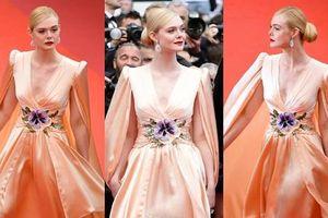 Thảm đỏ LHP Cannes 2019: Elle Fanning lộng lẫy chiếm spotlight