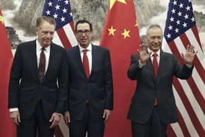 Mỹ sẽ tiếp tục các cuộc đàm phán thương mại với Trung Quốc