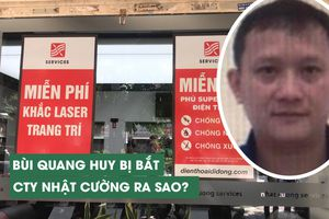 Công ty Nhật Cường ra sao khi Tổng giám đốc Bùi Quang Huy bị bắt?