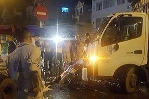 Xe cứu hộ tông 4 người trong gia đình thương vong khi chờ sang đường