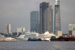 Một TP.HCM khác lạ nhìn từ sông Sài Gòn