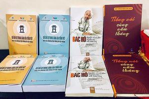 Ra mắt 3 tác phẩm về Bác Hồ và báo chí