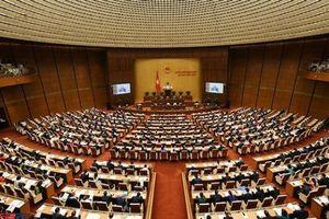 Kỳ họp thứ 7 của Quốc hội dự kiến xem xét thông qua nhiều dự án luật