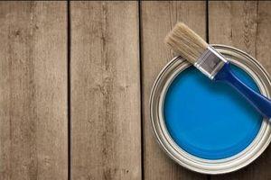 Nguy cơ mắc rối loạn thần kinh từ hóa chất trong sơn, véc-ni
