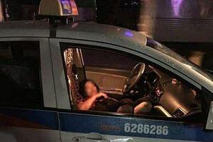 Vụ đâm nữ tài xế taxi rồi tự sát ở Hà Nội: Do mâu thuẫn tình cảm?
