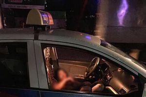 Điều tra vụ nữ tài xế bị người đàn ông đâm nguy kịch trong taxi