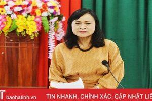 Nâng cao trách nhiệm trong thực thi công vụ ngành LĐ-TB&XH Hà Tĩnh