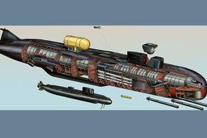 Belgorod: Tàu ngầm dài nhất thế giới