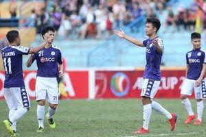 Tuyển thủ U.23 Việt Nam tỏa sáng đưa Hà Nội FC vào bán kết AFC Cup Đông Nam Á