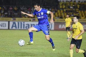 Anh Đức đá hỏng penalty, Bình Dương đi tiếp giải AFC Cup nhờ phút 89