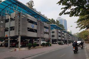 Loay hoay giải bài toán bãi đỗ xe ngầm tại Hà Nội