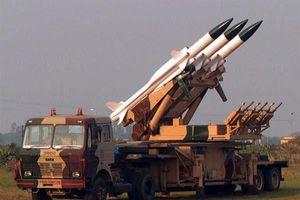 Ấn Độ chuyển hệ thống phòng không tới sát biên giới Pakistan