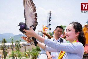 Những hình ảnh ấn tượng tại Đại lễ Phật đản Vesak 2019