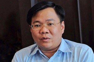 Con đường thăng tiến của nguyên Tổng Giám đốc công ty Tân Thuận Tề Trí Dũng vừa bị bắt