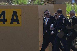 Mỹ ra lệnh sơ tán một phần Đại sứ quán Mỹ tại Baghdad