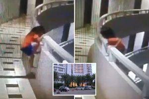Mộng du rơi từ tầng 11 xuống đất, bé gái 5 tuổi Thái Lan sống sót thần kỳ