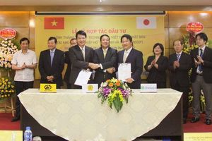 Tập đoàn N&G hợp tác đầu tư tổ chức khu Technopark Việt Nam – Nhật Bản