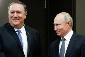 Động thái 'lạ' của Putin trước khi tiếp Ngoại trưởng Mỹ