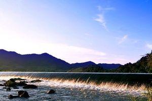 Hệ thống thủy nông Đồng Cam mở nước phục vụ sản xuất hè thu