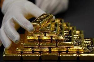 Giá vàng 'rời' mức cao nhất trong một tháng