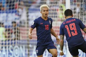 Bất chấp chấn thương, 'Messi Thái' vẫn dự King's Cup
