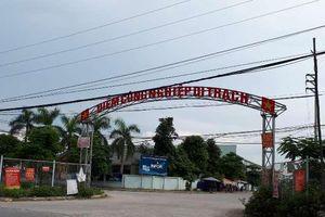 Hoài Đức, Hà Nội: Hàng loạt công ty sơn không có hồ sơ bảo vệ môi trường
